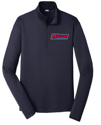 Malone Basketball Quarter Zip