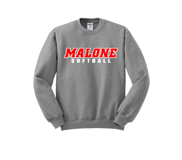 Malone Softball Crewneck