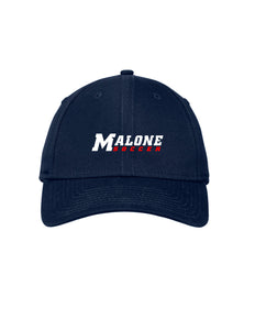 Malone Men's Soccer Adjustable Hat