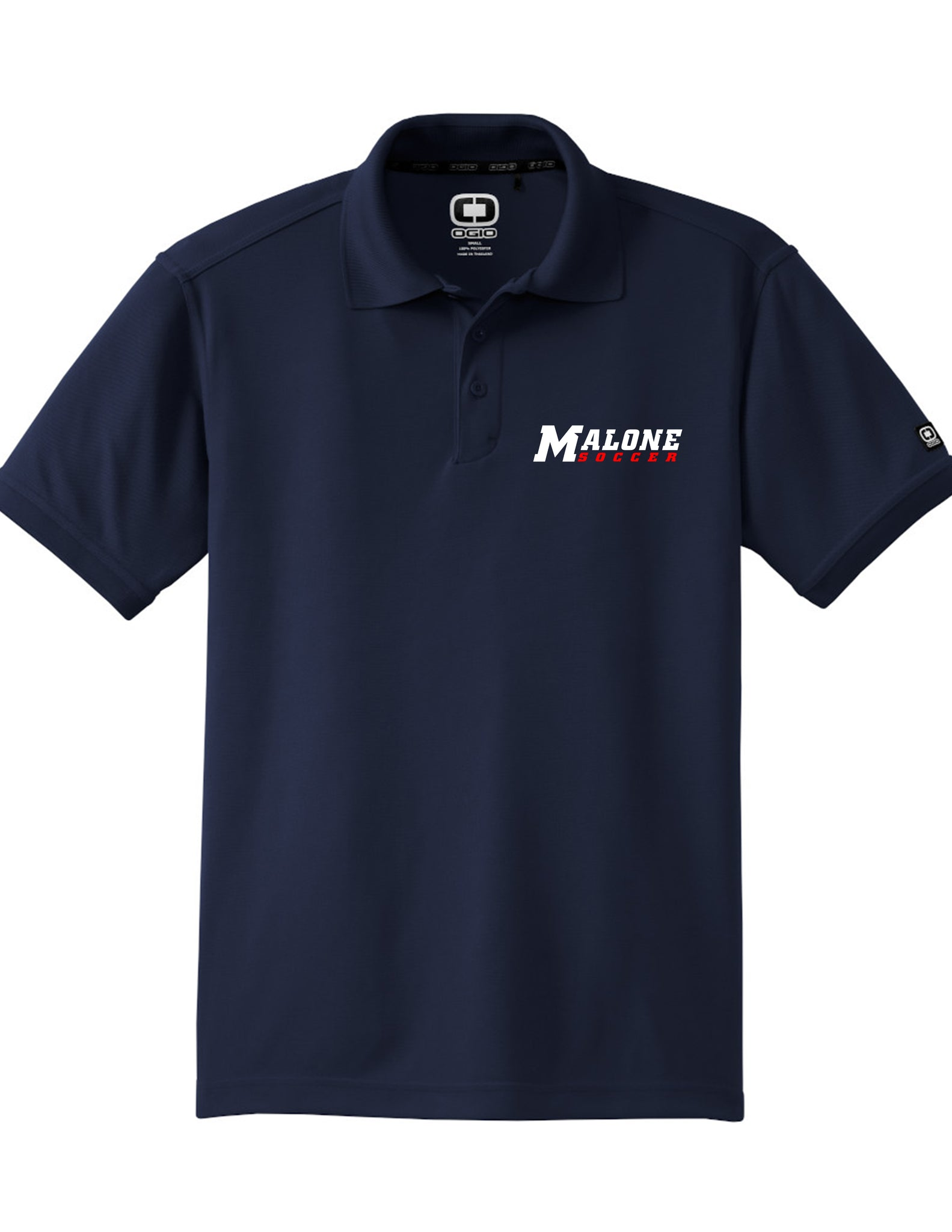 Malone Men's Soccer Mens OGIO Polo
