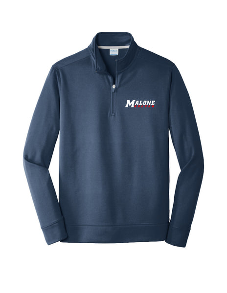 Malone Women's Soccer Unisex Fleece 1/4 Zip