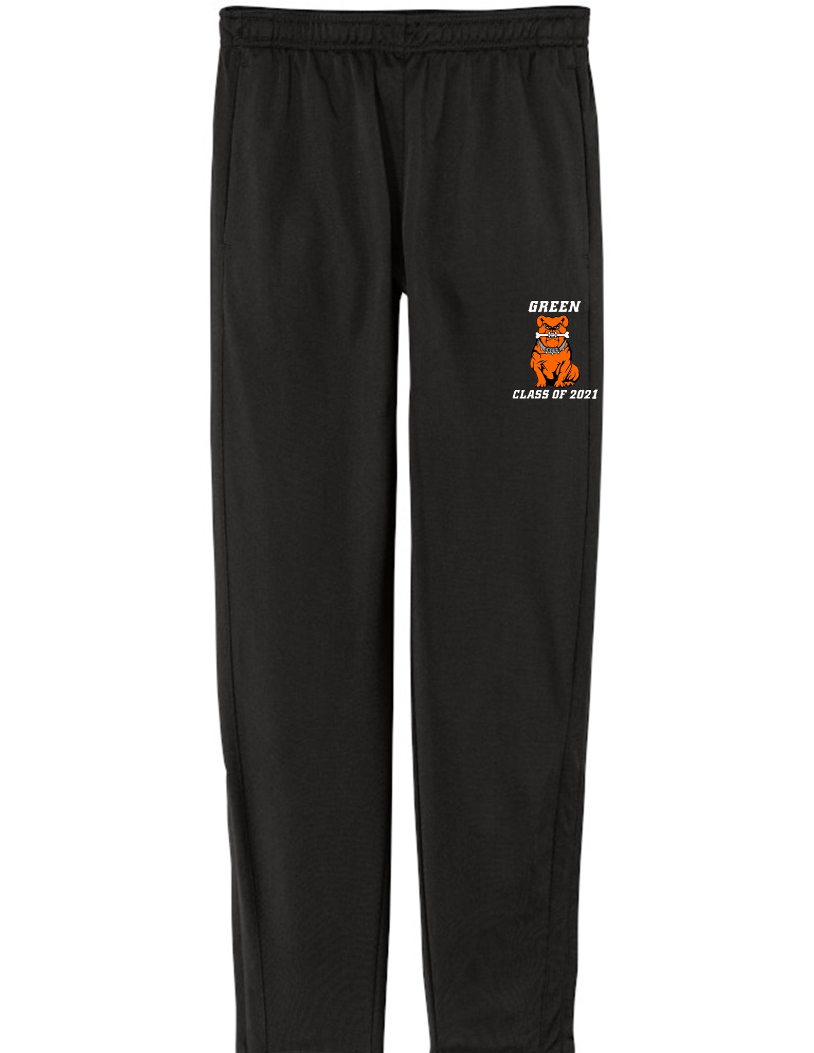 Green Class of 2021 Men's Jogger Pants