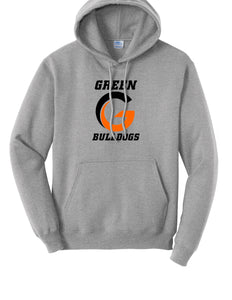 Green G Unisex Hooded Sweatshirt