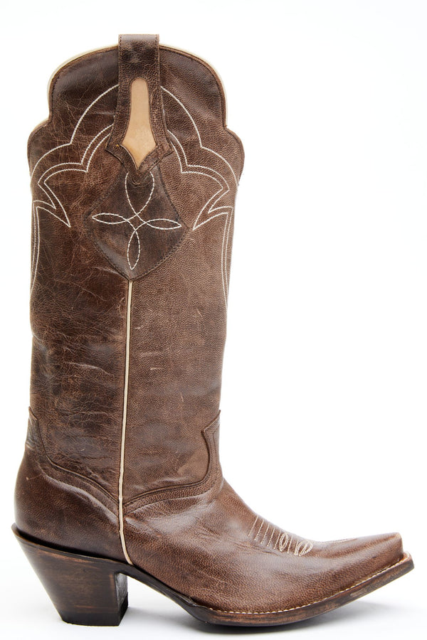 Desperado Western Boots - Snip Toe - Brown