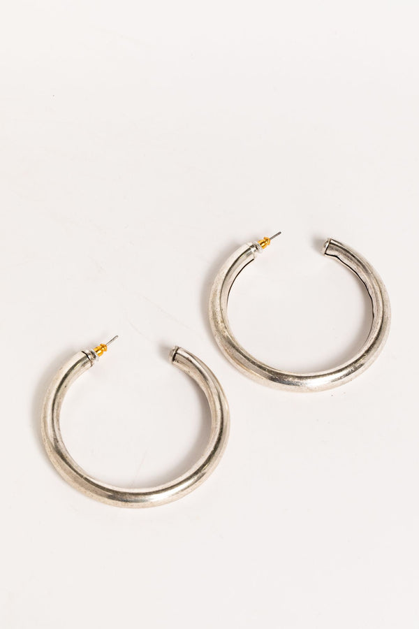 Big Tex Trustie Hoop Earrings