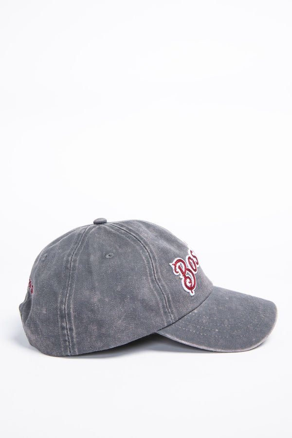 Boss Lady Baseball Hat - Grey