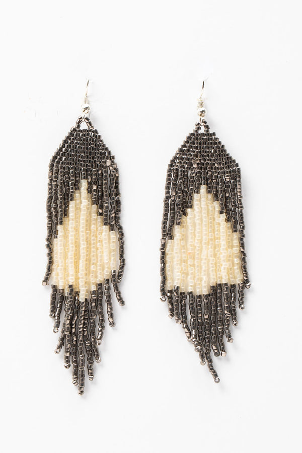 The Perfect Duo Drop Earrings - Multi