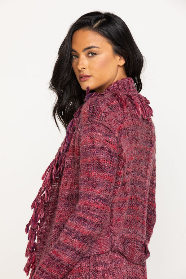 Stevie Cardigan Sweater - Multi