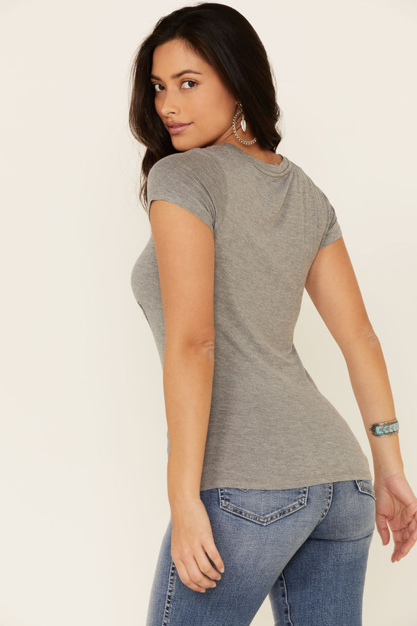 Henhouse Trustie Tee - Grey