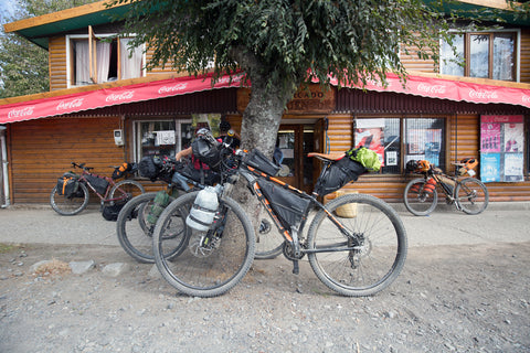 Blackburn Outpost Top Tube & Frame Bags