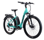 Front Side Profile of Jaunt EZ 2 Electric Bike by Sinch eBikes