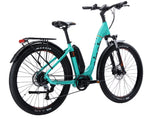 Rear Side Profile of Jaunt EZ 2 Electric Bike by Sinch eBikes