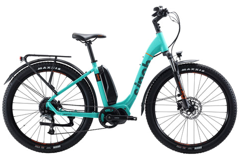 Side Profile of Jaunt EZ 2 Electric Bike by Sinch eBikes