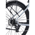 Rear Wheel Detail of Jaunt 1 Electric Bike by Sinch eBikes