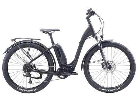 Side Profile of Jaunt EZ 1 Electric Bike by Sinch eBikes
