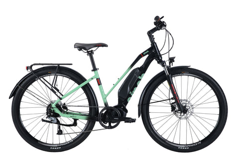 Side Profile of Jaunt 2 Electric Bike by Sinch eBikes