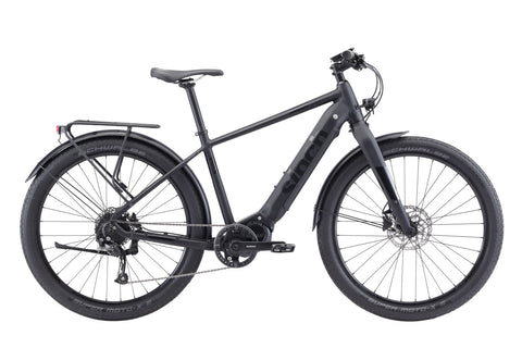 Full Side Profile of Rush 1 Electric Bike by Sinch eBikes