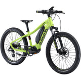 Front Side Profile of Mode JR Electric Bike by Sinch eBikes