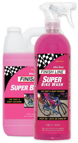 Finishline Super Bike Wash