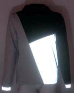 Vernon dynamic hoodie with reflective