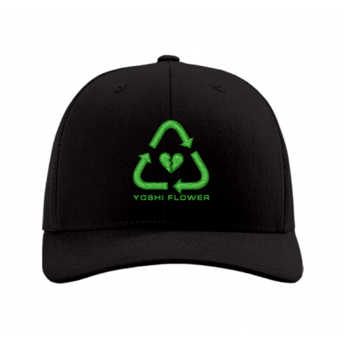 Recycle Love Hat