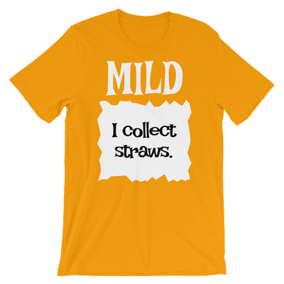 Mild -Taco Bell Hot Sauce Packets Halloween Taco Costume T-Shirt