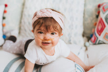 Load image into Gallery viewer, Knotted Headband - Knotty Tot