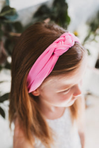 Knotted Headband - Knotty Tot