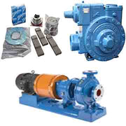high flow rate pumps and rebuild kits