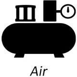 compressed air systems, parts, and equipment