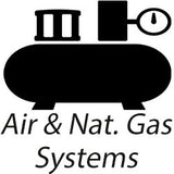 compressed air and natural gas systems