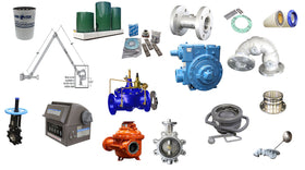 meters registers loading arms valves swivels filters pumps
