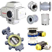 valves, actuators, rebuild kits