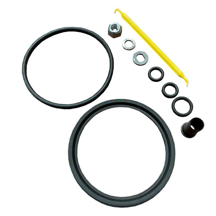 1004D3SRK-0402-LT Ultra Lo-Temp Fluorocarbon Seal Replacement Kits for 1004D3 Couplers