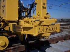 la falco mow equipment