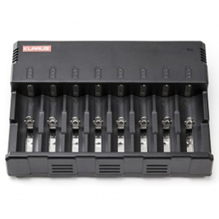 universal 8 bay battery charger