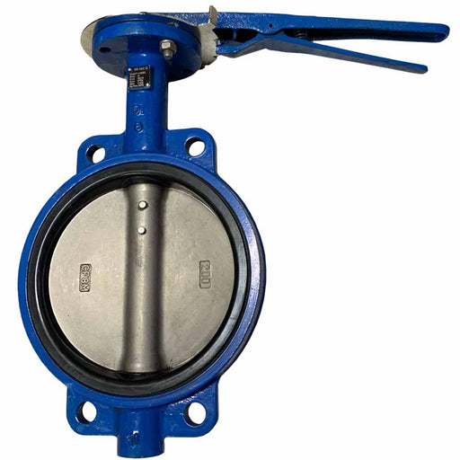 Wafer Butterfly Valves, Ductile Iron, EPDM Seat, OVC