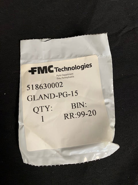 518630-002 Viton Packing Glands for Smith Meters