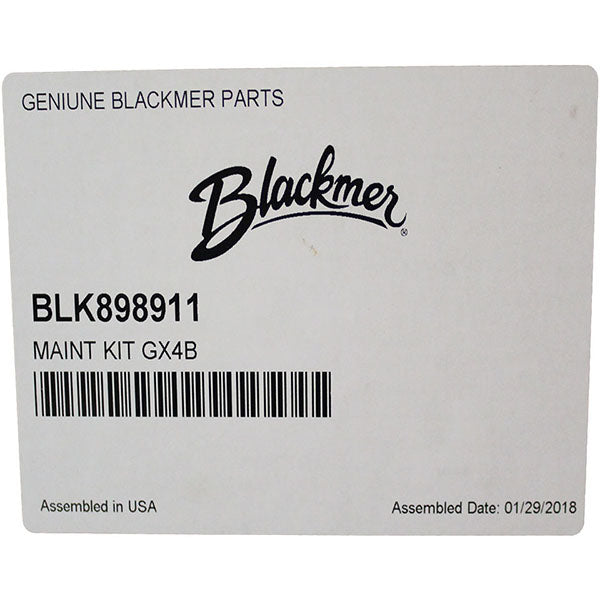 blackmer blk898911 rebuild kit for gx4b positive displacement pump railyardsupply.com