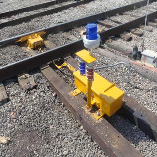 control tech automatic derail / derailer for railroad railyardsupply.com