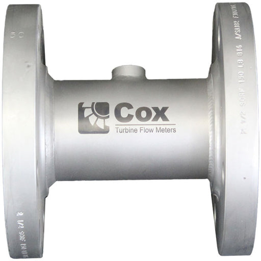 "Cox CX2-1/2F1C2CB  Turbine Meters 2-1/2"" railyardsupply.com"