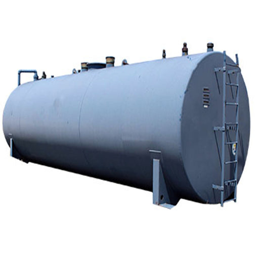 horizontal double walled fuel tanks