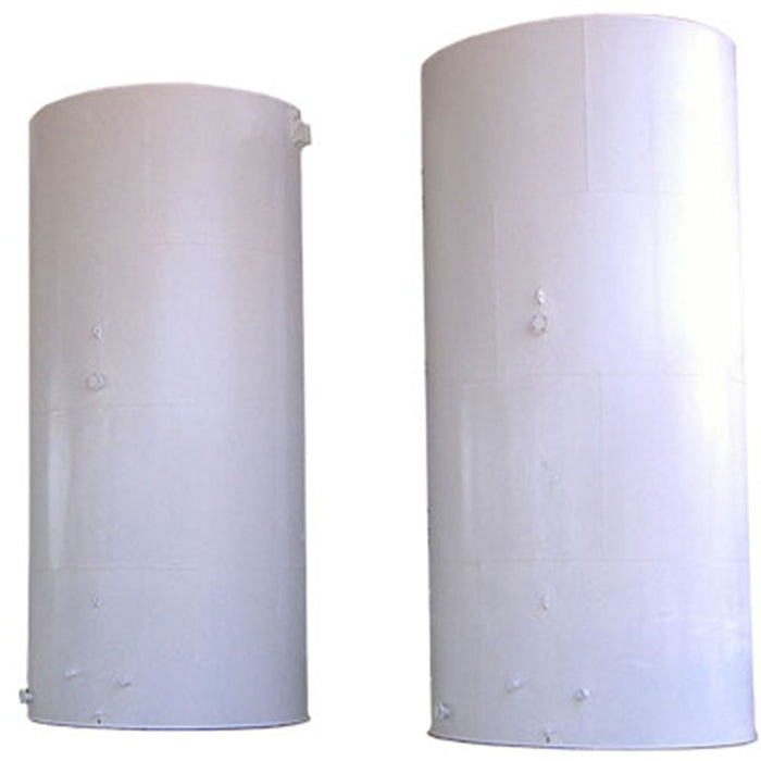 vertical double walled fuel tanks