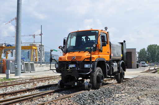 UNIMOG Multipurpose Railway Machines La Falco Railway Machines