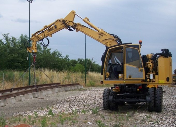 Turn your excavator/loader into a crane