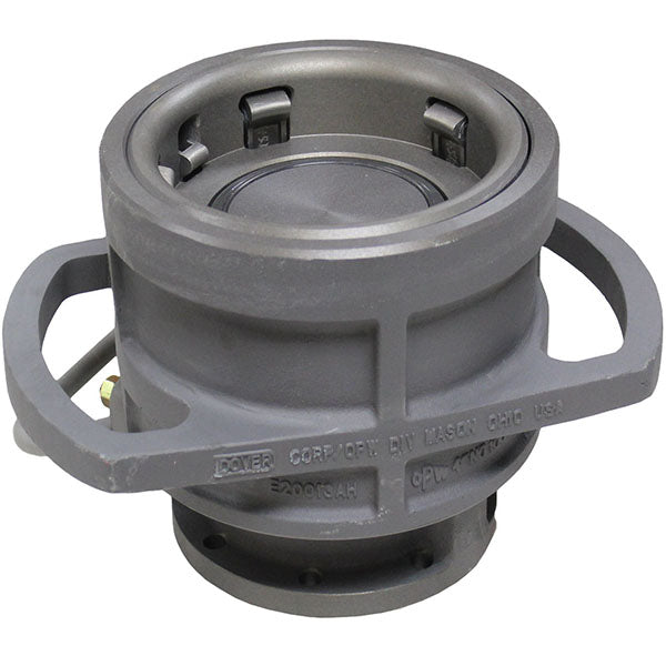 OPW api 1004D3-0402 bottom truck load head coupler railyardsupply.com for truck unloading