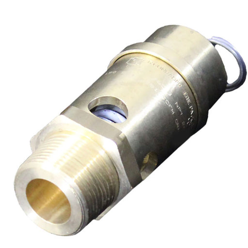 R. Conrader 150 psi safety Air Pressure Relief Valves brass railyardsupply.com