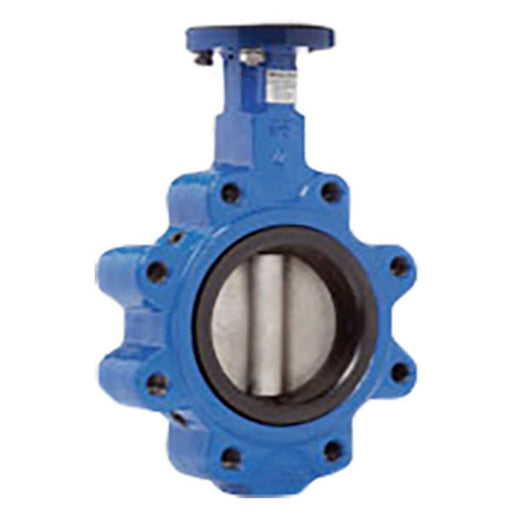 "sharpe 6"" butterfly valve lugged for sand system railyardsupply.com cwi railroad system specialists"