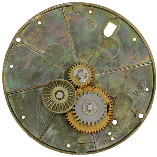 Smith Meter to Veeder-Root Register Gear Plate 2:1 Ratio 0070854-92 railyardsupply.com