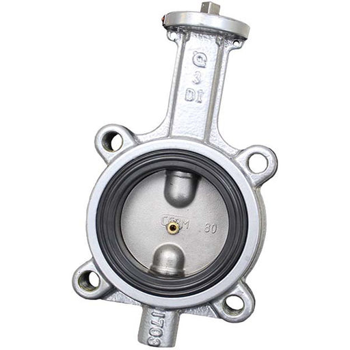 "Valworx 3"" butterfly valve with 10psi check valve used in fueling systems railyardsupply.com cwi"
